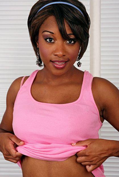 Intimate life of ebony pornstar babe Imani Rose gets revealed  1685491